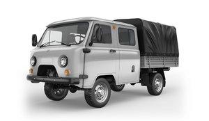 УАЗ-390945 с комплектом противопожарного оборудования (ПТВ)