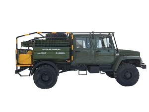 АСП 1,6-40 (33088) ВЛ (Л) (шасси ГАЗ 33088