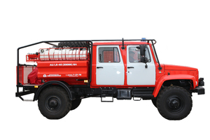 АЦ 1,6-40(33088) ВЛ (Л) (шасси ГАЗ 33088