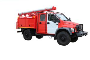 АЦ 1,6-40(С41А23)-72ВЛ на базовом шасси ГАЗ С41А23  Next