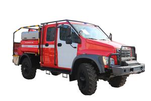 АЦ 1,6-40(С41А23)-70ВЛ на базовом шасси ГАЗ С41А23  Next
