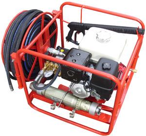 Установка высокого давления (противопожарная) УВД-15ВЛ